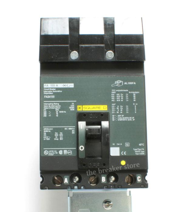FA36040 Square D