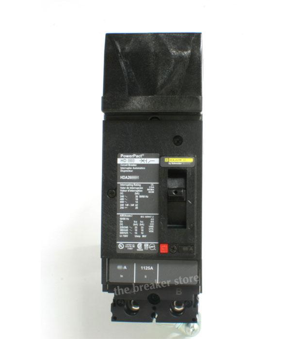 HDA26125 Square D