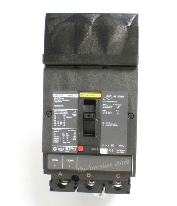 HDA36025 Square D