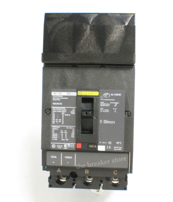HDA36150 Square D