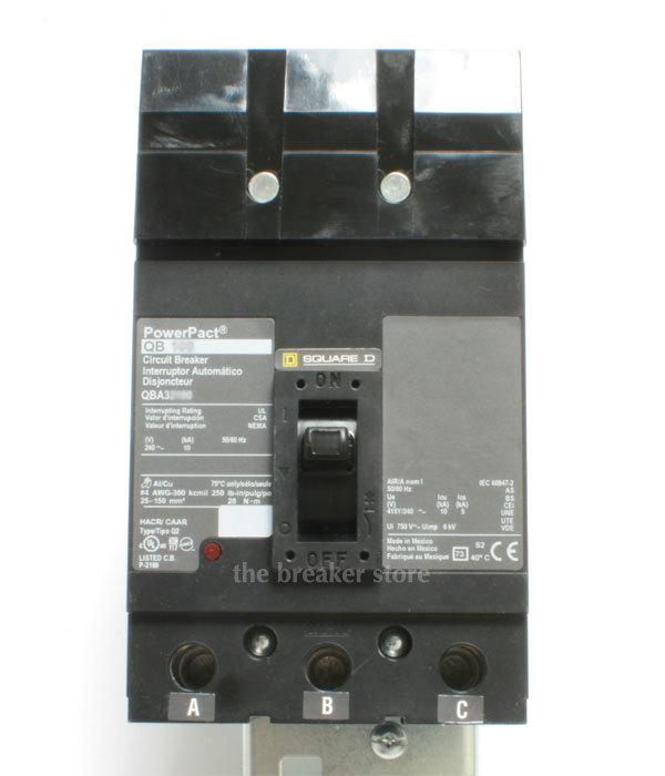 QBA32100 Square D